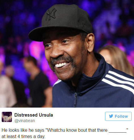 Denzel Washington Uncle Denzel meme