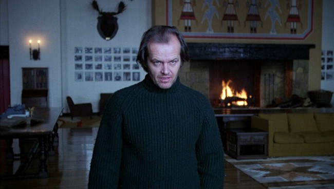 Hoping to overcome a serious writer's block, Jack (Jack Nicholson) and wife Wendy (Shelley Duvall) settle in to a remote hotel in Colorado with their son Danny. The young boy is quickly overcome with psychic premonitions that become more and more frightening the longer they stay at the hotel. Jack decides to do a little […]