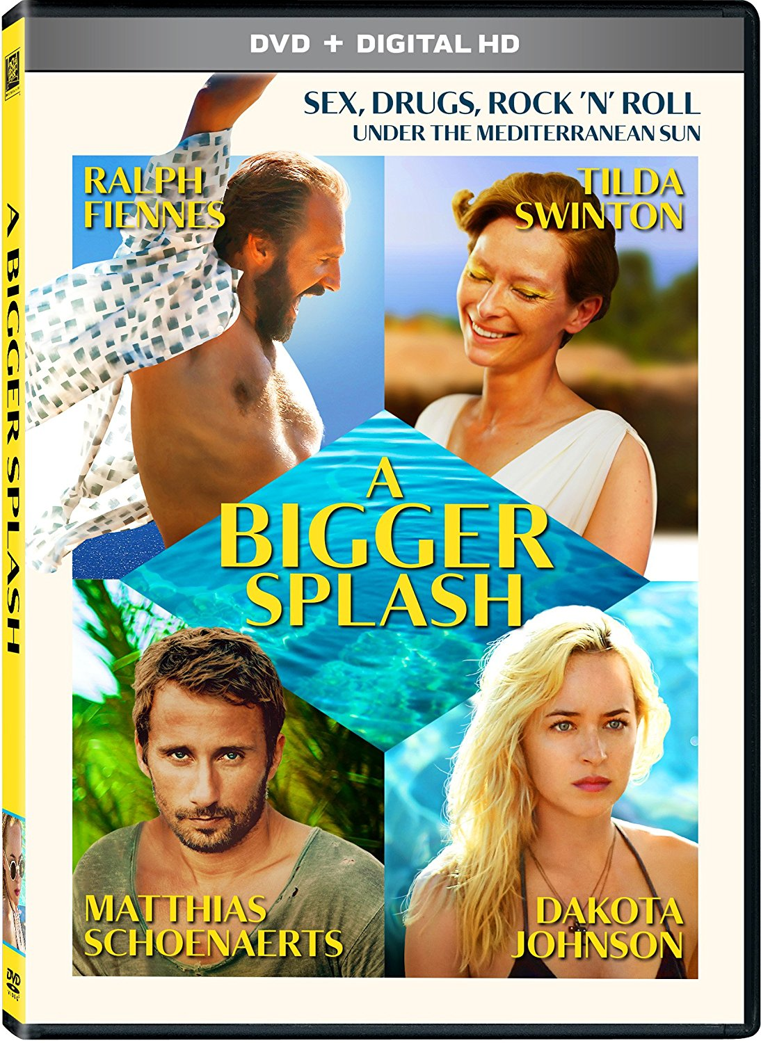 A Bigger Splash dives into the deep: DVD review