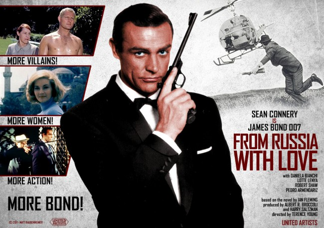 Actors Clint Eastwood, Burt Reynolds, Adam West and Liam Neeson were all offered the role of James Bond during the franchise's history, but ultimately declined the opportunity.