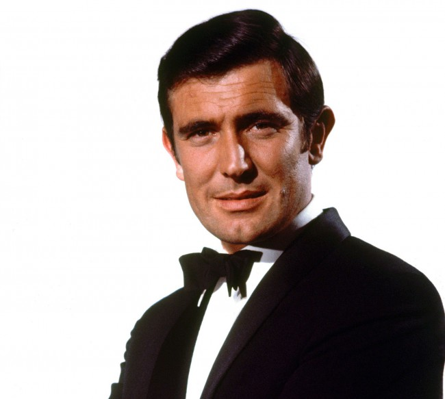 George Lazenby only appeared as Bond in one film – 1969's On Her Majesty's Secret Service – he shot the role when he was only 29 years old, making him the youngest actor to ever play the title character.
