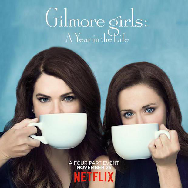 Netflix's Gilmore Girls: A Year in the Life