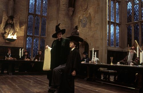 Harry Potter films headed to IMAX theaters