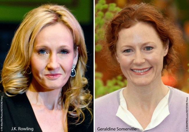Harry Potter Author J.K. Rowling was almost cast in the films! Originally producers wanted Rowing to play Harry Potter's mother in the Mirror of Erised scene, but she ultimately turned it down with the role eventually going to Geraldine Somerville instead.