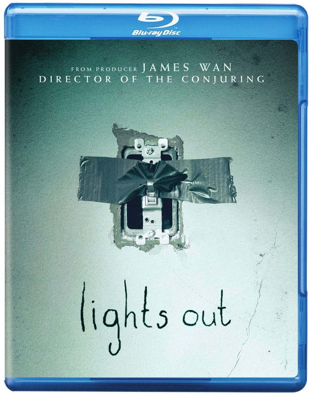 Lights Out - Blu-ray review