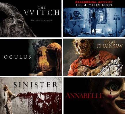 Netflix Halloween films