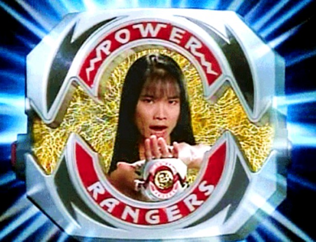 Thuy Trang, who played the Yellow Ranger, her friend Angela Rockwood, and one of Angela's bridesmaids were in a car accident in San Francisco, CA, which killed Thuy and left Angela paralyzed on September 3, 2001.