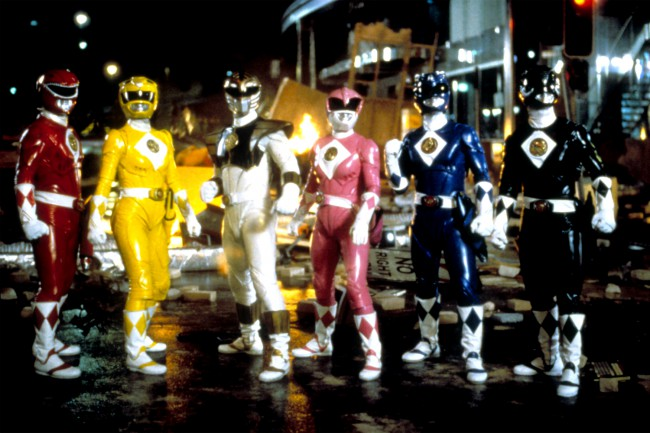 """The country of Malaysia censored the word """"Morphin"""" from the show as part of its anti-drug campaign."""