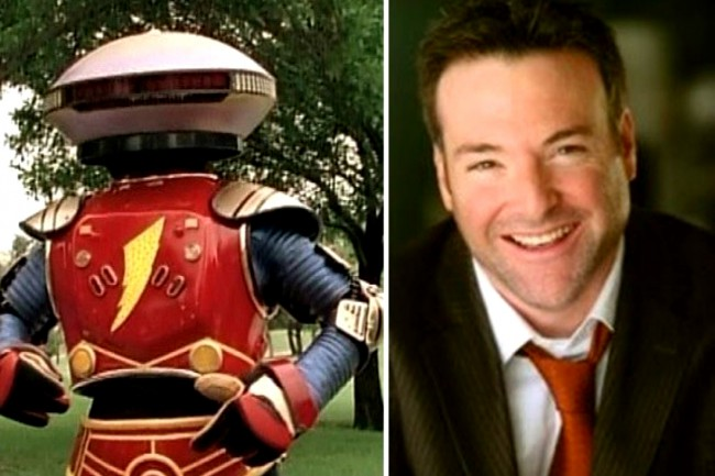 Richard Steven Horvitz (Alpha 5) is the only actor to appear in all 155 episodes of the series.