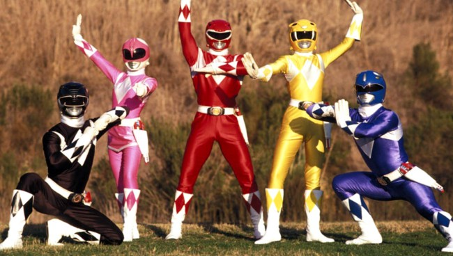 The action sequences from Season 1 were almost exclusively from the Japanese version of the show. Producers then synced their plots to the Japanese sequences for continuity that meant the American actors very rarely actually wore the Power Ranger outfits.