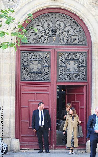 Hotel du Pourtales where Kim Kardashian was robbed