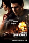 Jack Reacher: Never Go Back wins Canadian weekend box office