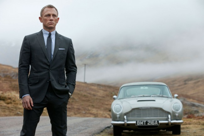 The cast of the 2012 movie Skyfall went through 200,000 rounds of ammunition during weapons training.
