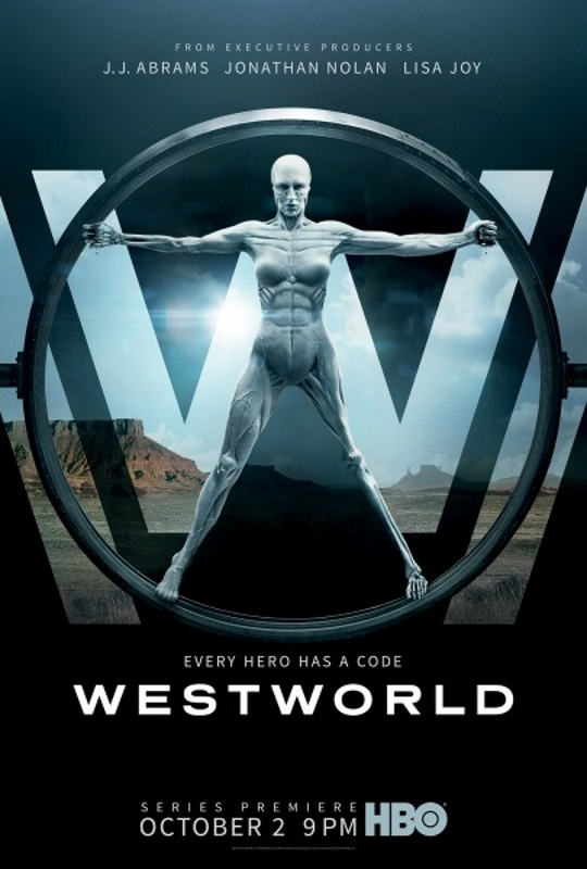HBO's new series Westworld