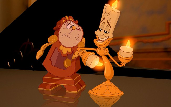 Best friends Cogsworth and Lumière bring an added layer of texture to the Tale as Old as Time. Cogsworth, who was turned into a clock when an enchantress overtook his French castle, is alert and gives off a stiff, bossy vibe. But the former majordomo to Beast has pure intentions and no one knows this […]