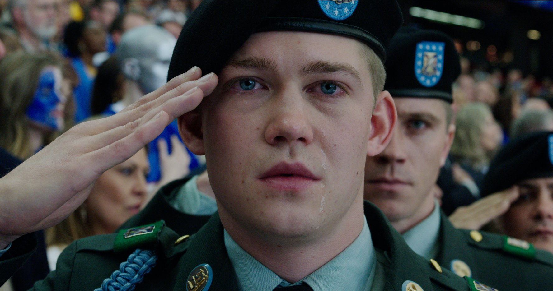 Billy Lynn's Long Halftime review