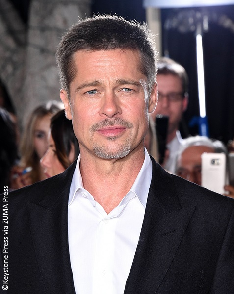 Brad Pitt cleared by o...