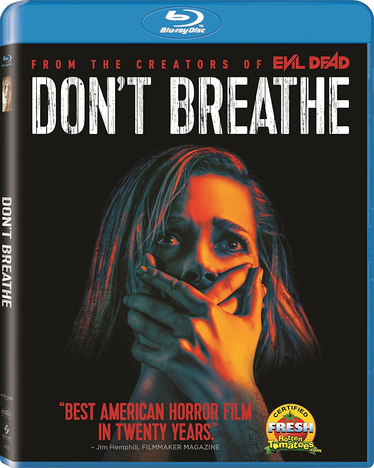 Don't Breathe Blu-ray