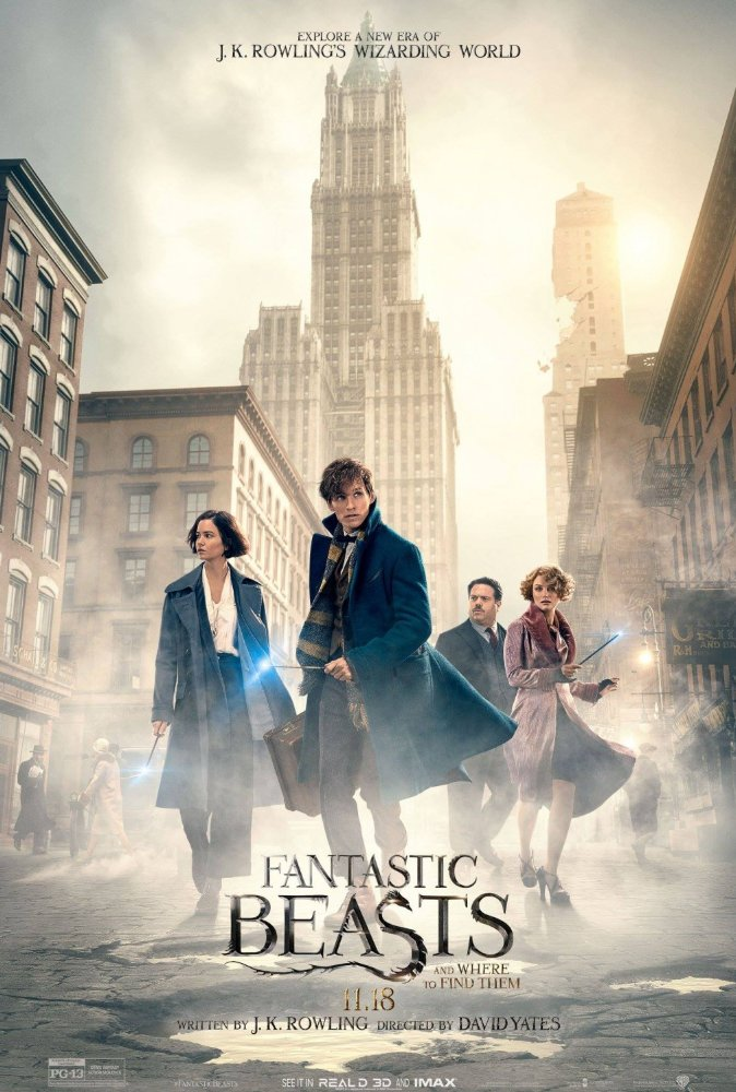Fantastic Beasts and Where to Find Them wins at box office