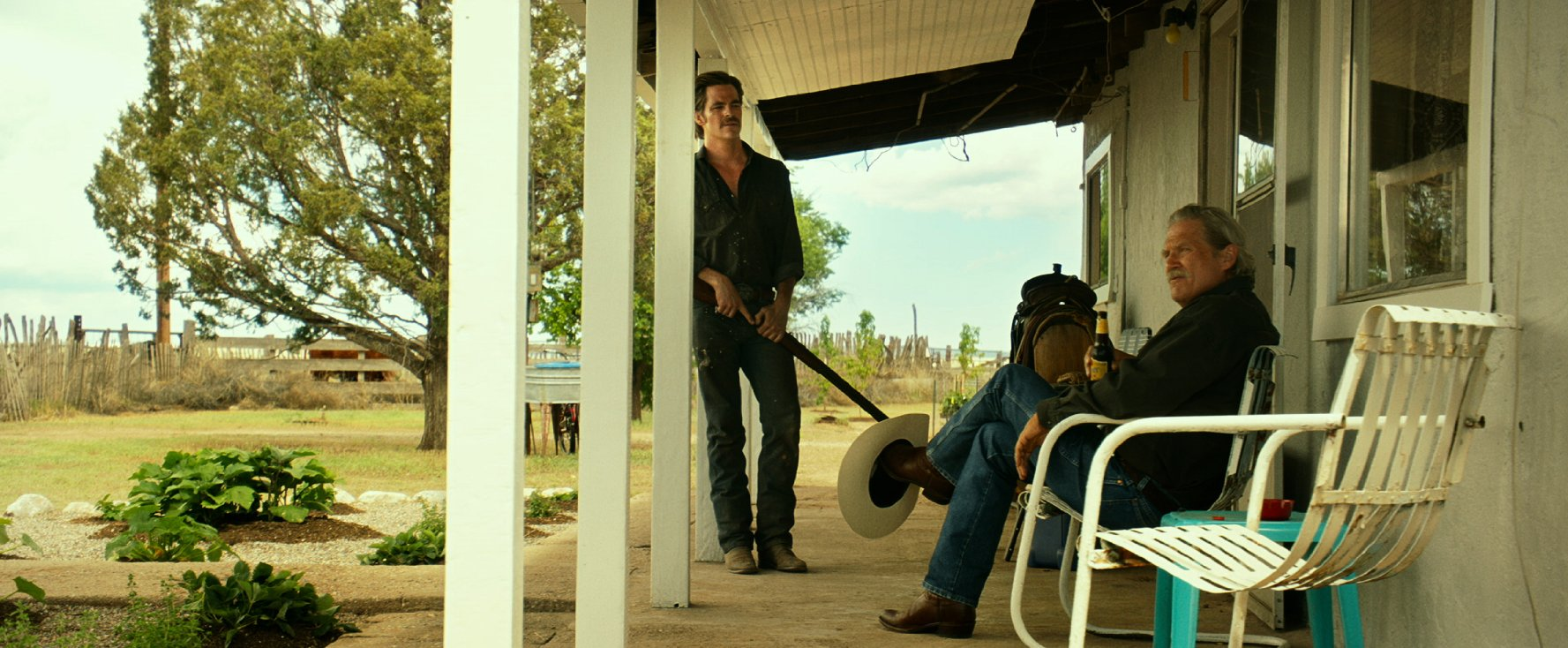 Hell or High Water Blu-ray review