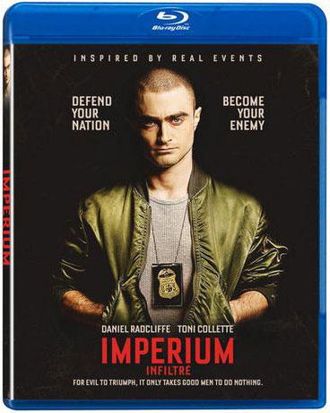 Imperium stars Daniel Radcliffe