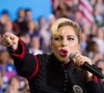 Lady Gaga protest