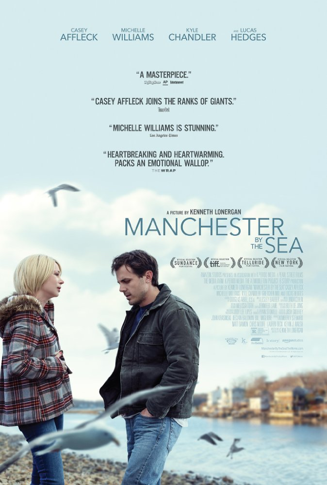 Manchester by the Sea wins big at National Board of Review awards