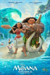 New movies in theaters - Moana, Allied and more
