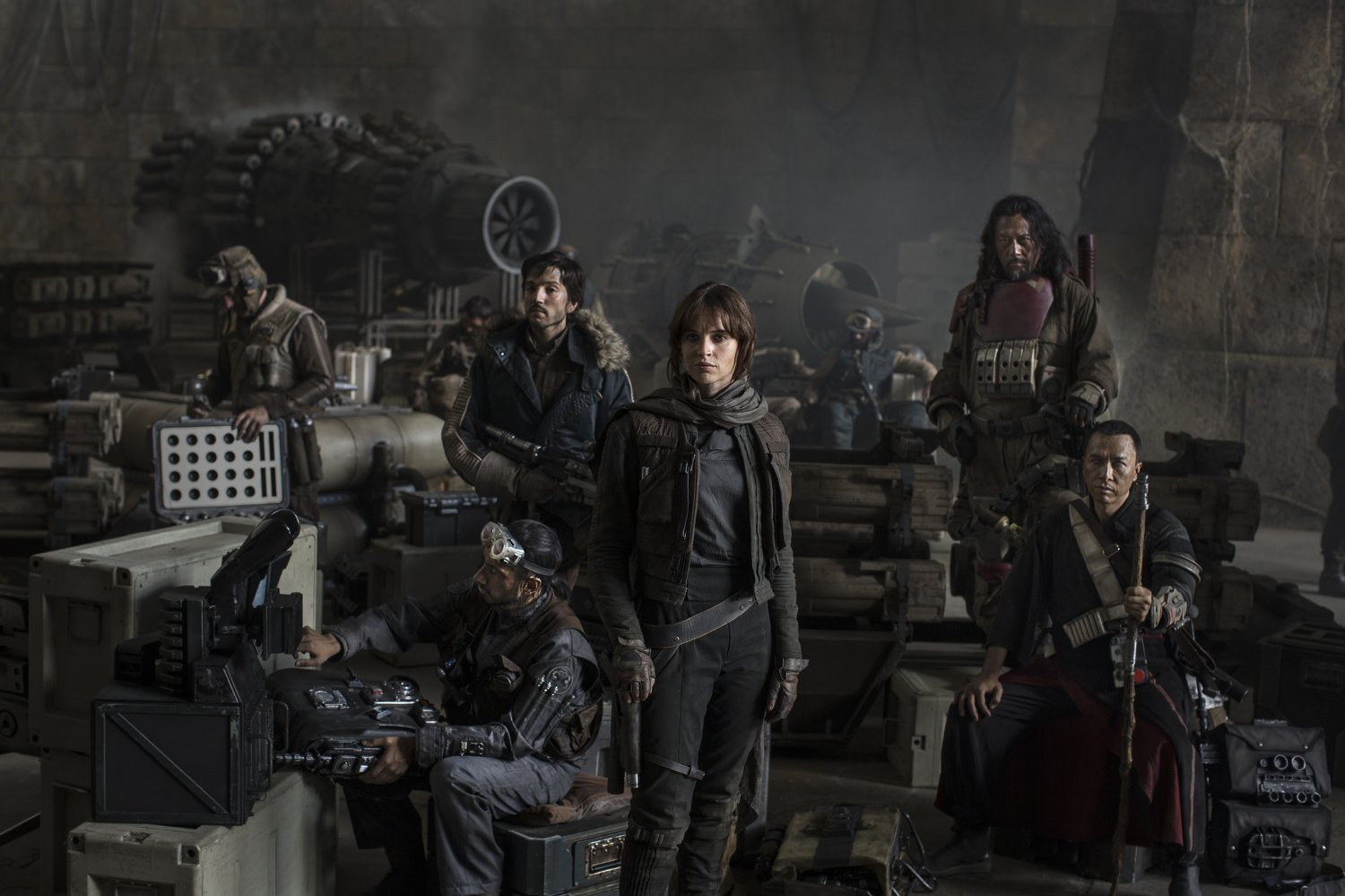 Rogue One: A Star Wars Story still image