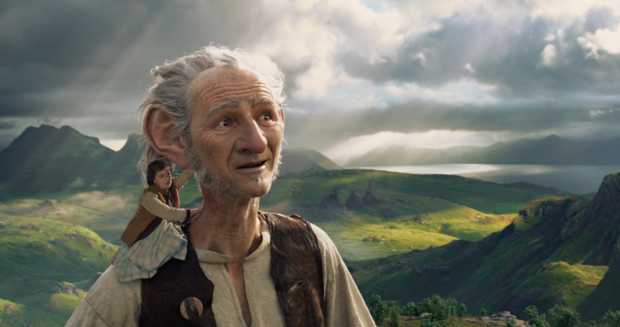 The BFG movie still