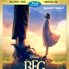 The BFG on Blu-ray and DVD