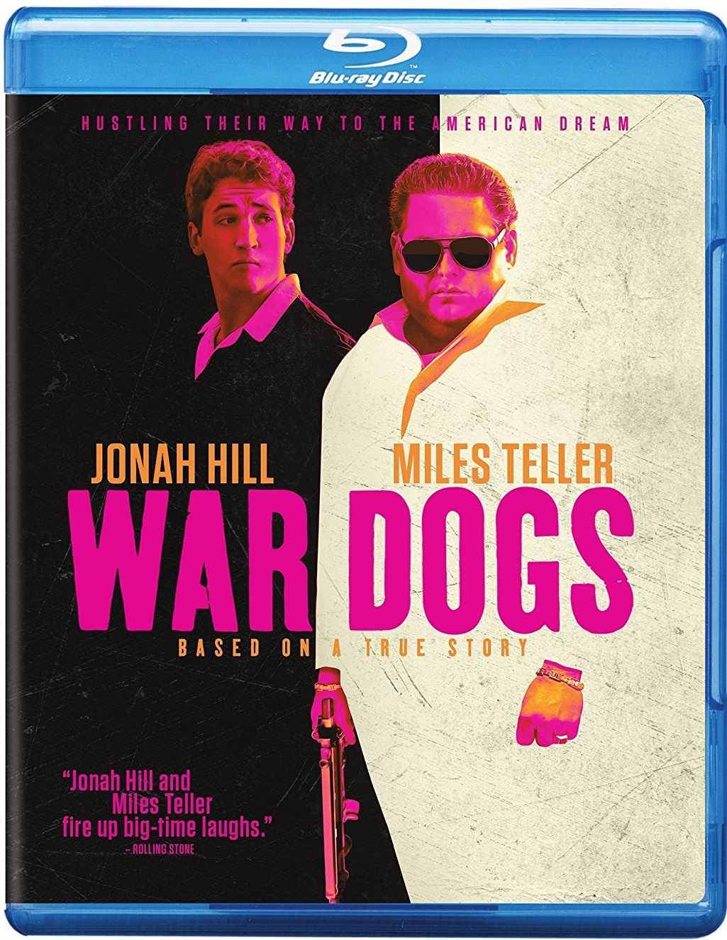 War Dogs: guns, greed and guffaws - Blu-ray review