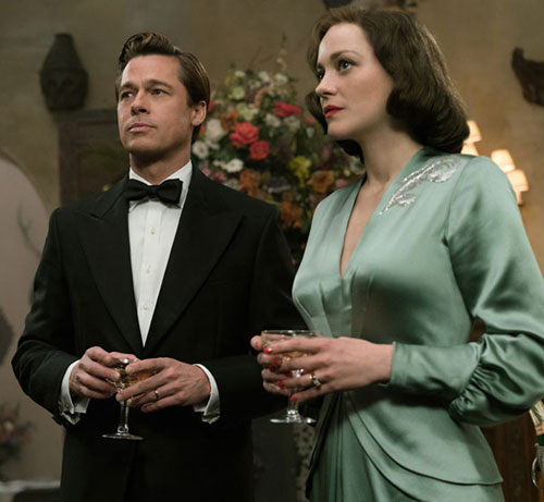 Allied movie still