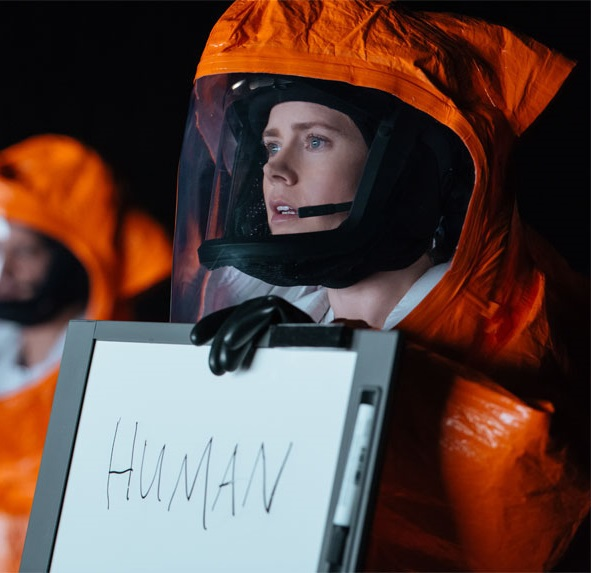 Arrival opens in theaters today