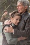 Carrie Fisher reveals details of 'intense' affair with Harrison Ford