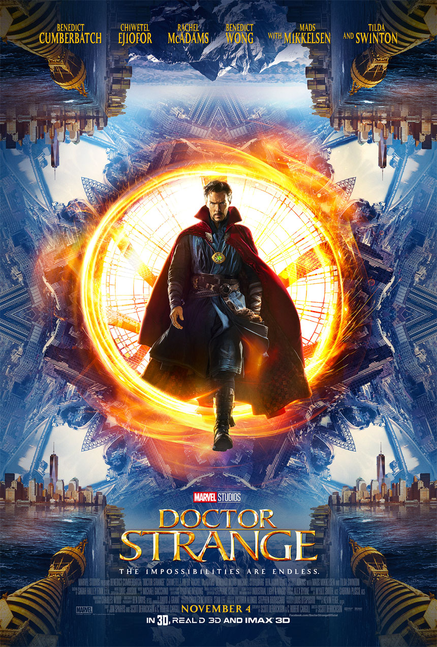 Doctor Strange wins at box office