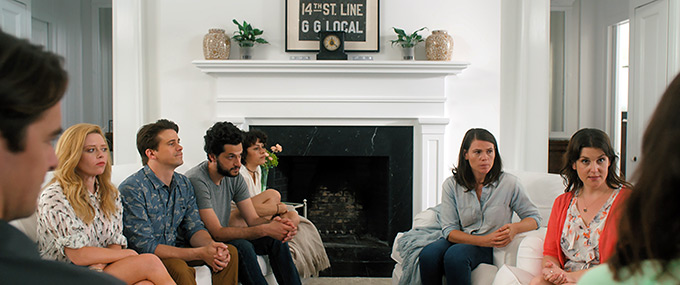 The Intervention DVD review