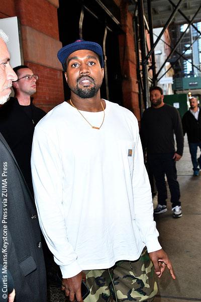Kanye West psychotic episode