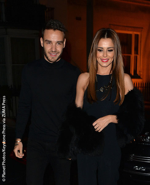 Liam Payne and Cheryl Cole expecting