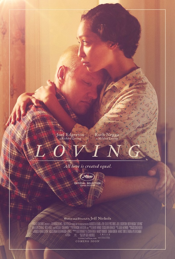 Loving is based on a true story