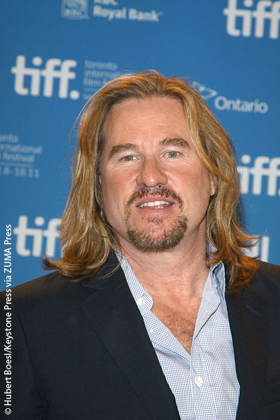 Val Kilmer denies Michael Douglas' cancer statement