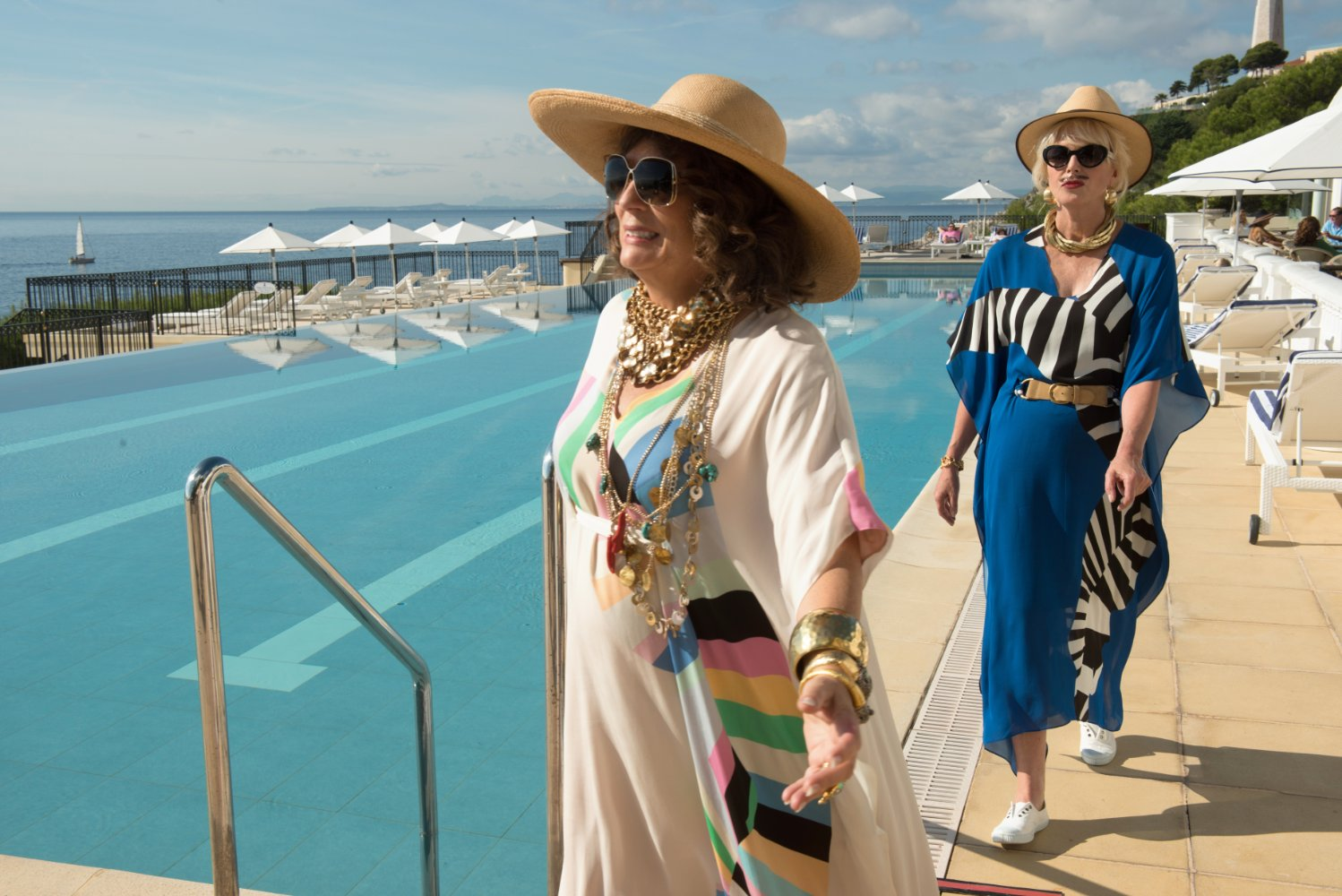 Absolutely Fabulous: The Movie - Blu-ray review
