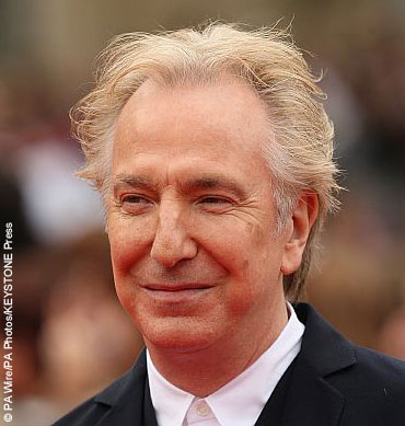 Alan Rickman dead in early 2016