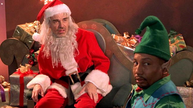 Considerably the least kid-friendly of all the films on this list, Bad Santa follows a professional thief named Willie (Billy Bob Thornton) who disguises himself as a department store Santa Claus, along with his little person partner Marcus (Tony Cox) as his elf, in order to rob the shopping mall at night. Not only is […]
