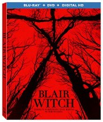 Blair Witch on blu-ray and DVD