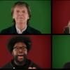 Jimmy Fallon, Paul McCartney, Sing cast perform Wonderful Christmastime