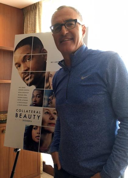 Oscar-winning director David Frankel
