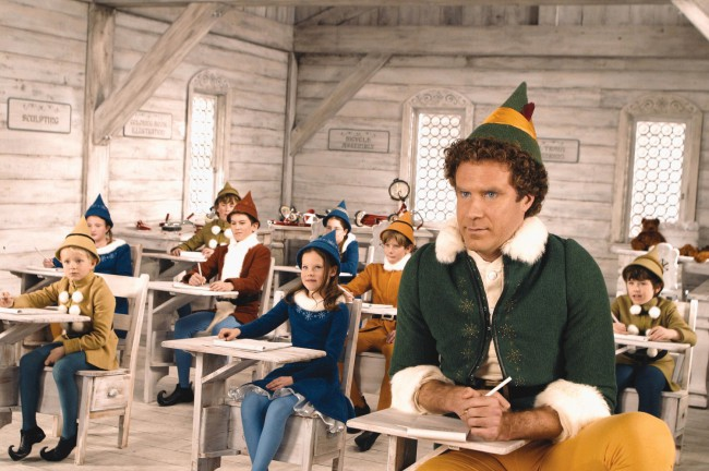 Jon Favreau's festive favorite Elf follows one of Santa's abnormally large elves, Buddy (funny man Will Ferrell), who's exiled from the North Pole and sent to New York City to discover himself. While in the Big Apple, he meets his biological father (James Caan), embarks on a mission to spread Christmas cheer, and ultimately winds […]