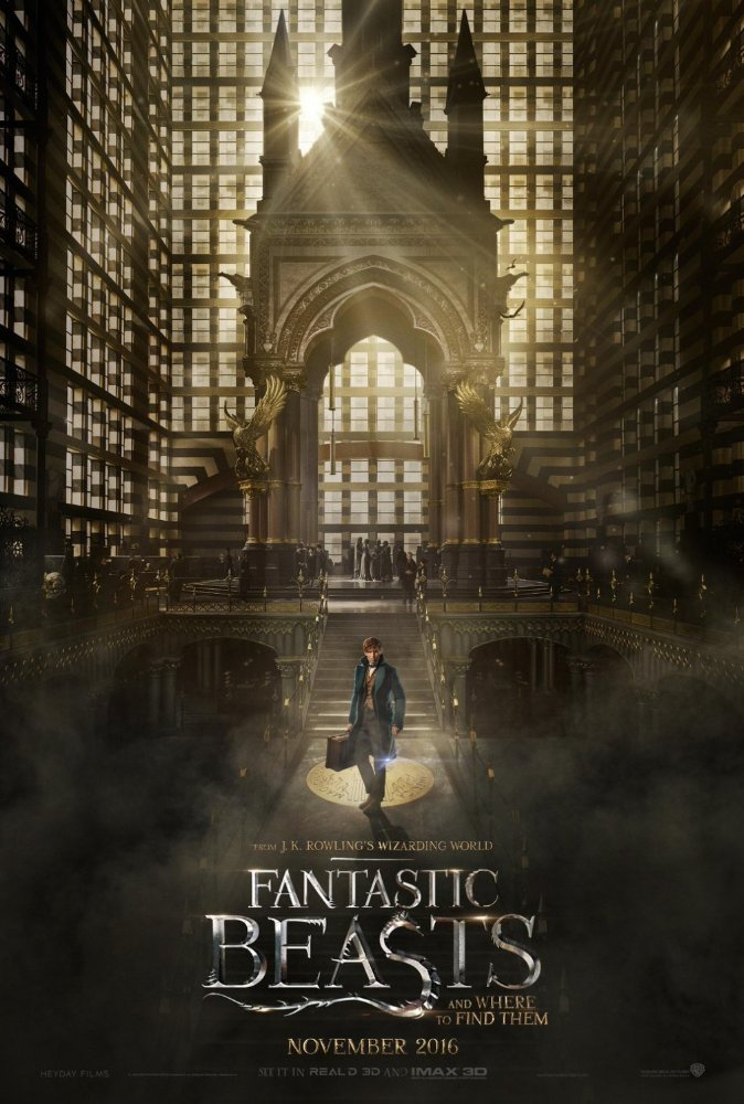 Fantastic Beasts and Where to Find Them wins trailer trophy