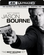 Jason Bourne on Blu-ray and DVD